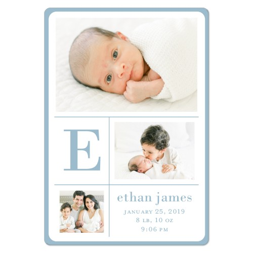 Personalised Fridge Magnet Christening Boy Girl Newborn Keepsake Present Gift