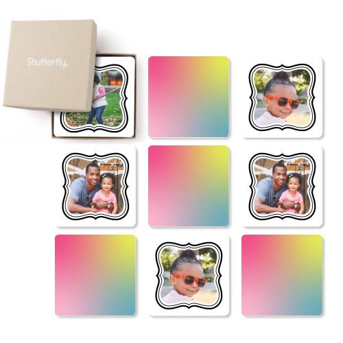 Embellished Outline Memory Game