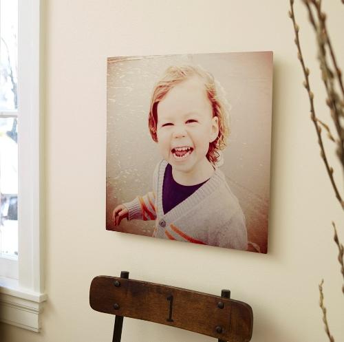 Shutterfly acrylic prints home decor