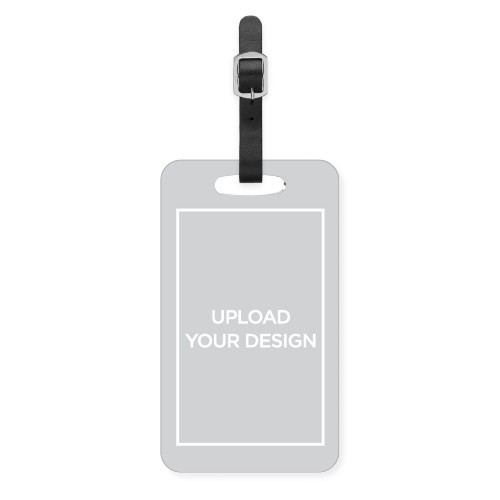 Upload Your Own Design Luggage Tag