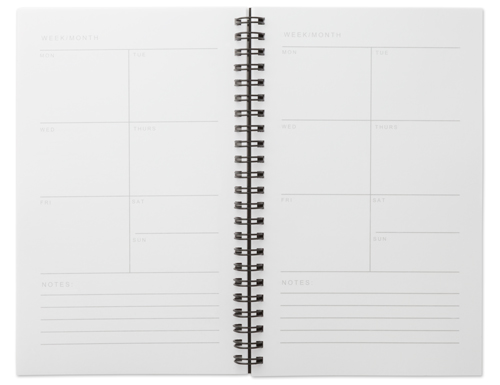 Busy Bee Monthly Planner by Shutterfly   Shutterfly