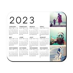 gallery calendar mouse pad
