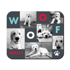 best in show woof mouse pad
