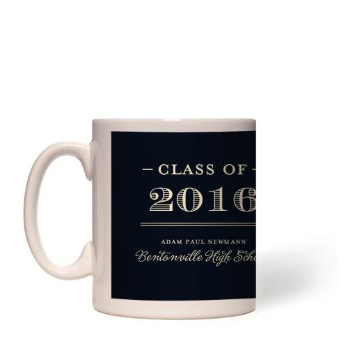Graduation Masculine Mug