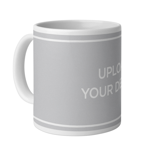 Upload Your Own Design Mug