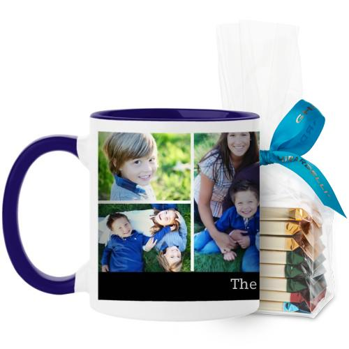 Simply Family Mug Black