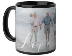 love brushed mug