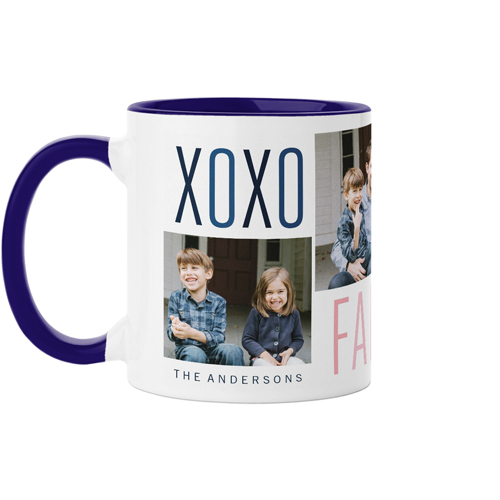 Family Love Hugs Mug