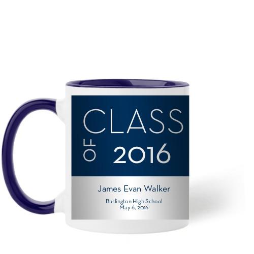 Modern Grad Mug