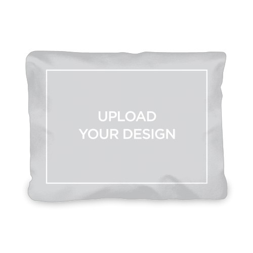 Design Your Own Exterior: Upload Your Own Design Outdoor Pillow