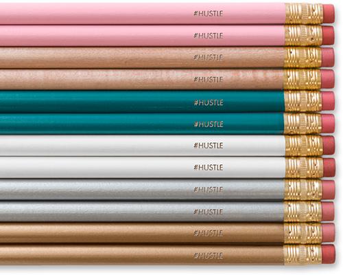 Hustle Personalized Pencil Shutterfly