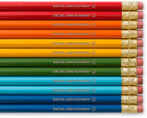 Smile Personalized Pencil Shutterfly