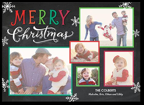 Christmas Charm Christmas Card