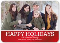 holiday shine holiday card 5x7 photo