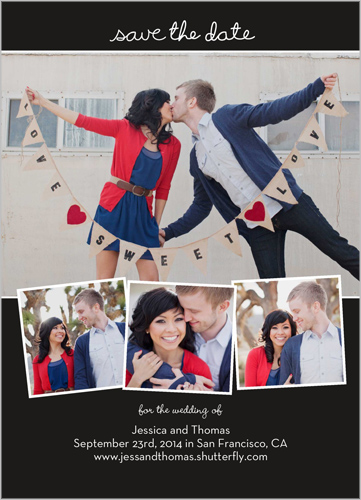 What customers have to say about our Save the Date