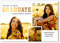 framework grad graduation announcement