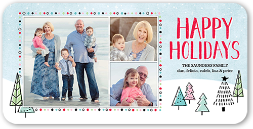 Winterland Holiday Card