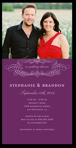 Almost Married Bridal Shower Invitation | Bridal Invitations, Square