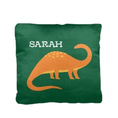 dinosaur brontosaurus pillow