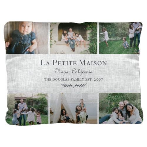Parisian Elegance Pillow