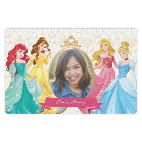 Disney Princesses Placemat, Yellow