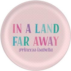 Princess Happily Ever After  sc 1 st  Shutterfly & Custom Dinner Plates | Shutterfly