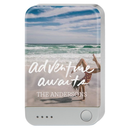Adventure Awaits Portable Charger