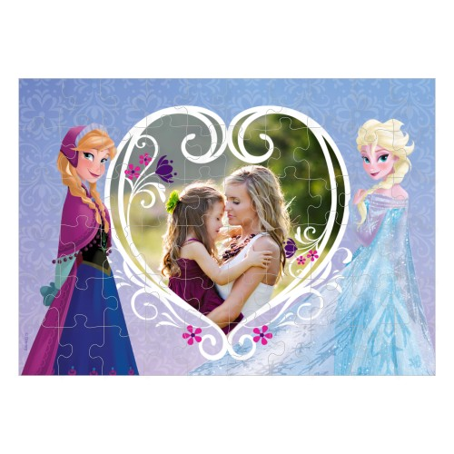 Disney Frozen Anna And Elsa Puzzle