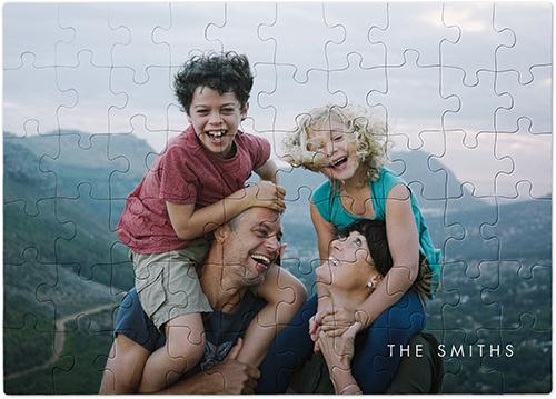 Photo Gallery Puzzle, 60 pieces, Multicolor