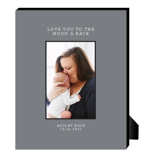 Photo Gallery Personalized Frame
