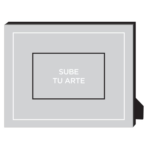 Sube Tu Arte Personalized Frame, - Photo insert, 8 x 10 Personalized Frame, Multicolor
