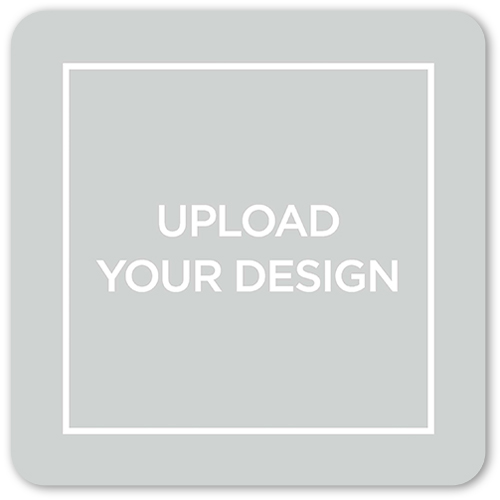 Upload Your Own Design Save The Date, Rounded Corners
