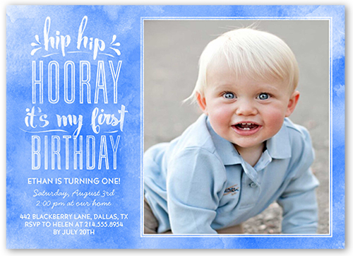 Shutterfly baby boys first birthday invitations shutterfly what customers have to say about our baby boys 1st birthday invitations filmwisefo