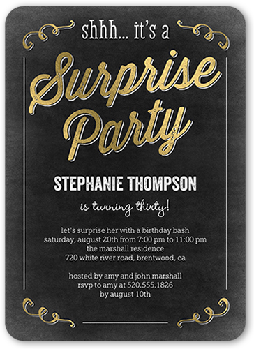 35th birthday invitations shutterfly 35th birthday invitations filmwisefo