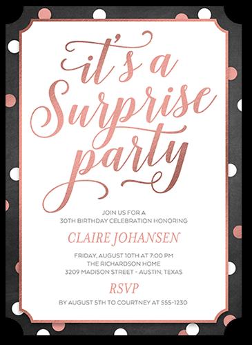 Girl Birthday Invitations | Princess Party Invitations