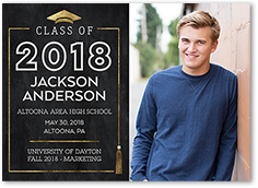graduation announcements invitations shutterfly - Personalized Graduation Invitations