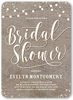 designer - Wedding Shower Invites