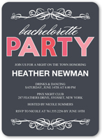Bachelorette Party Invitations Shutterfly