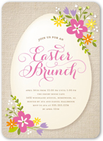 Easter Invitations Party