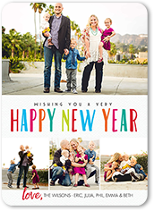 new years card from 158 099 whimsical moments