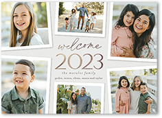 New Year S Cards New Year S Photo Cards Shutterfly