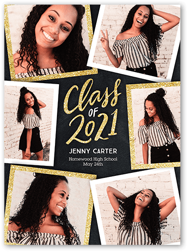 High School Graduation Announcements 2020.2020 Graduation Announcements Invitations 100 Happiness