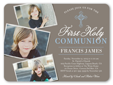 First Communion Invitations First Holy Communion Invites