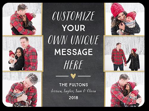 Custom Fun Christmas Card