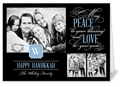 Loving Every Moment Hanukkah Card by Stacy Claire Boyd