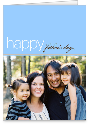 Classic Father's Day  Father's Day Card