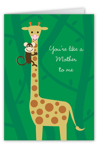 Another Mother Mother's Day Card, Square Corners