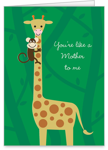 Another Mother Mother's Day Card