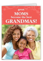best grandma mothers day card