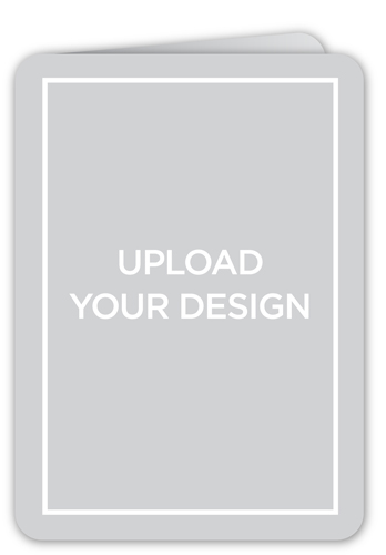 Upload Your Own Design Summer Invitation, Rounded Corners